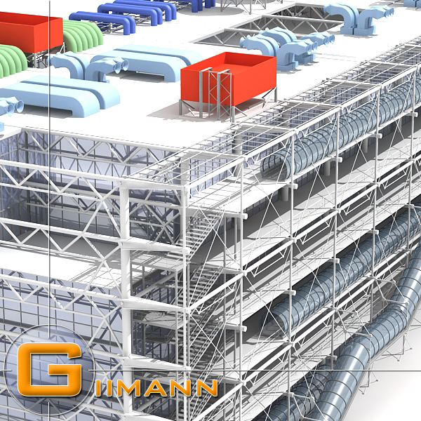 pompidou center max
