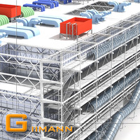 3D_Pompidou_Center.zip