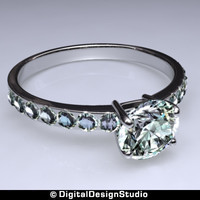 maya ring diamond 128