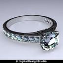 Diamond Ring 147 bis