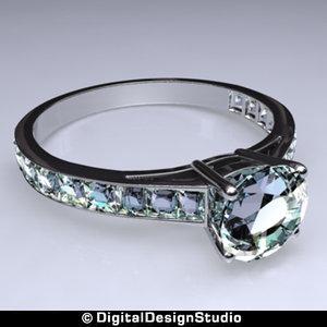 3d ring diamond 147 bis