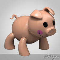 max pig toy