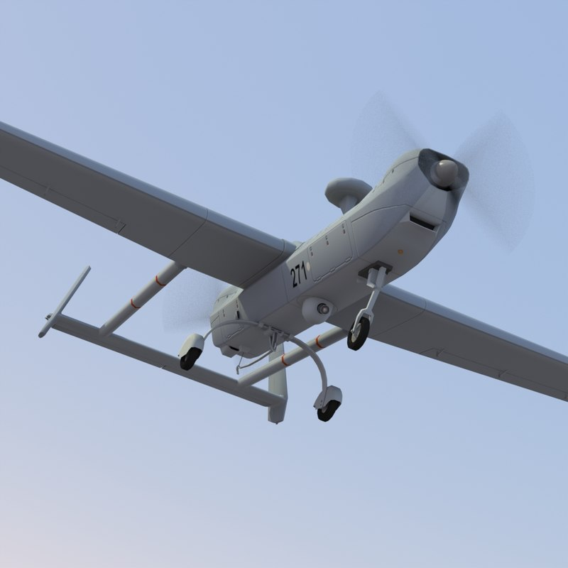 maya hunter rq5a uav
