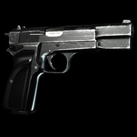 Browning Hand Gun Mark 3