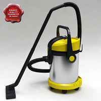 Vacuum cleaner Karcher A 2554 Me