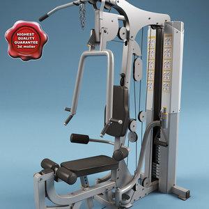 3ds max multi gym v2