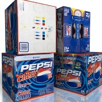 Cherry Pepsi Cube (24 Pack)