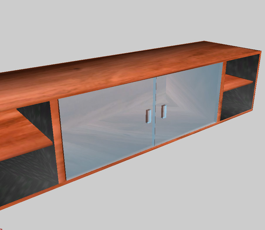 cabinet 3ds free