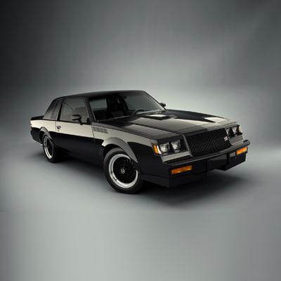 ma buick gnx 1987