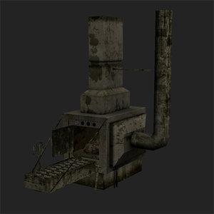 max incinerator