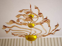 murano glass chandelier 3d max