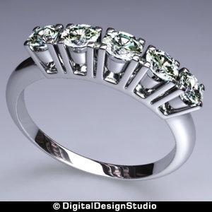 maya ring diamond 170