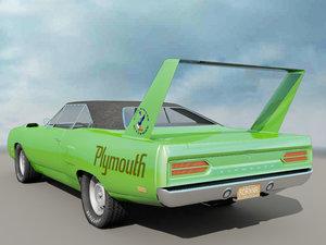 1970 plymouth roadrunner superbird max