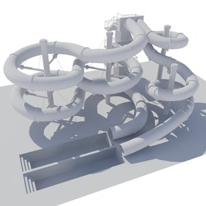 max water slide
