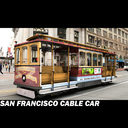 San Francisco Cable Car Tramway