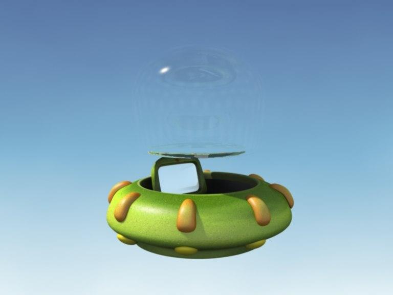 ufo 3d 3ds