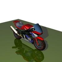 3dsmax bike superbike