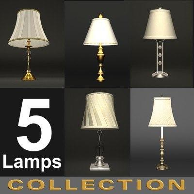 3dsmax 5 lamps