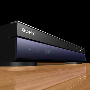 sony disc player blu-ray 3d max