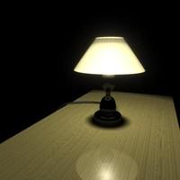 Night Stand Lamp