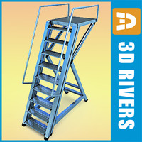 Stepladder by 3DRivers