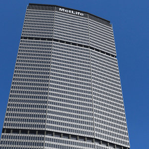 3d metlife building model