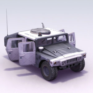 3ds max police swat vehicles