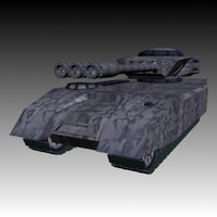 Alien tank