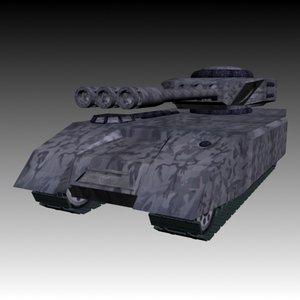 alien military tank max free