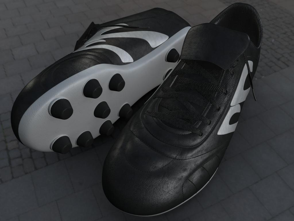 obj soccer shoes