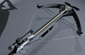 crossbow bow weapon max