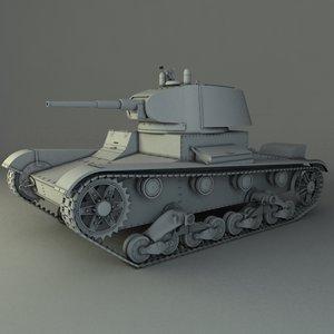 max tank - t 26