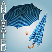 Animated Umbrella