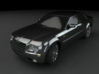 maya chrysler 300c