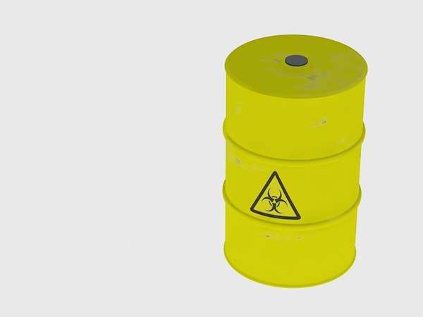 barrel biohazard max