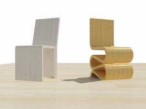 lightwave modern dining chairs