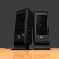 s100 speaker logitech max