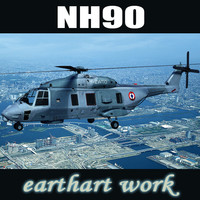 NH90 helicopter (FR)