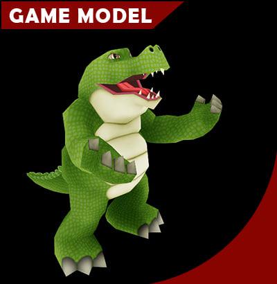 3d model motionbuilder games