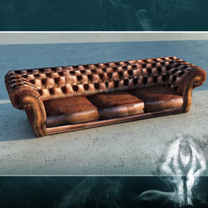 obj chesterfield couch