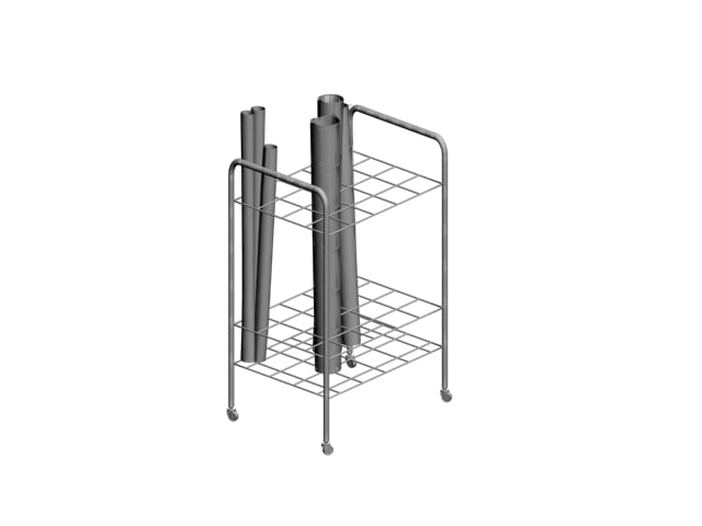 drawing rack holder max