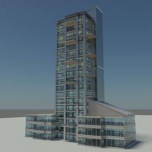 rise building 2010 3ds
