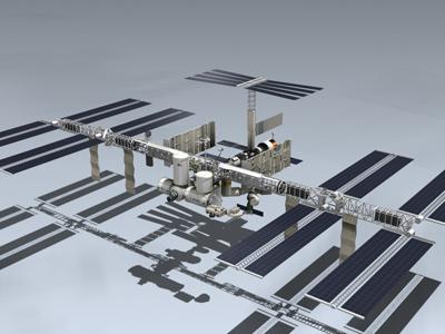maya international space station