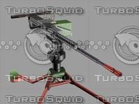 3d 3ds machinegun