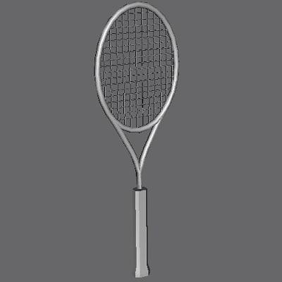 tennis racquet max