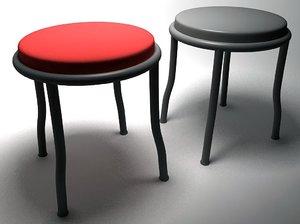 stool 3ds