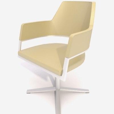 3d martin tempus chair