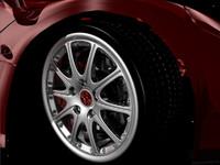 Detailed Wheel