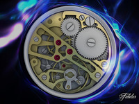 Watch mechanism