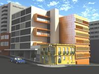 3d max building